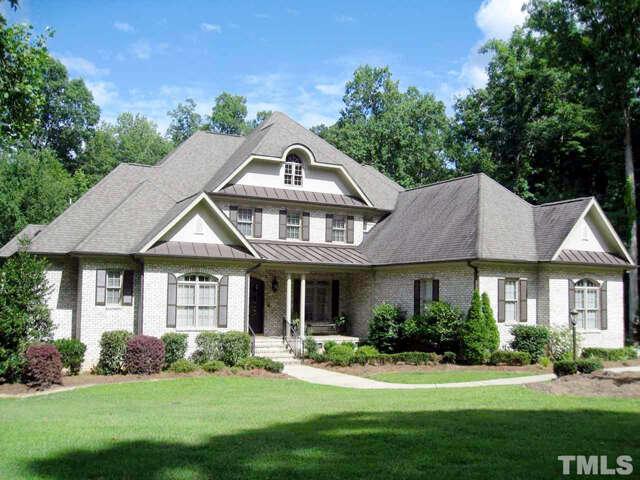 Single Family for Sale at 173 Bonica Creek Drive Garner, North Carolina 27529 United States