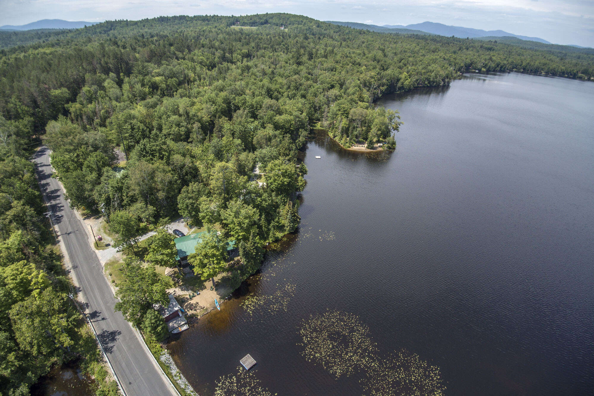 Single Family for Sale at 337 Big Brook Rd Indian Lake, New York 12842 United States