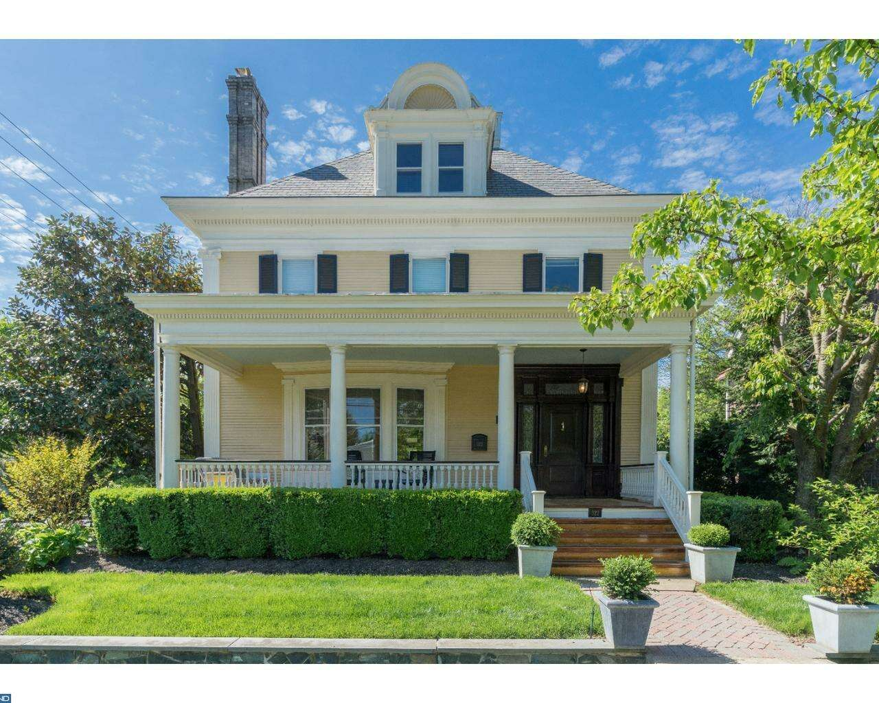 Single Family for Sale at 322 E Washington Avenue Newtown, Pennsylvania 18940 United States