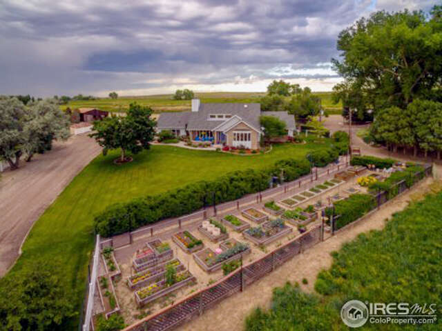 Single Family for Sale at 6350 E County Road 56 Fort Collins, Colorado 80524 United States