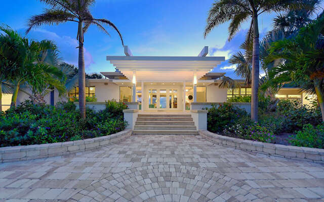 Single Family for Sale at 8380 Manasota Key Road Englewood, Florida 34223 United States