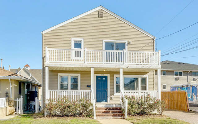 Multi Family for Sale at 100 18th Avenue Belmar, New Jersey 07719 United States