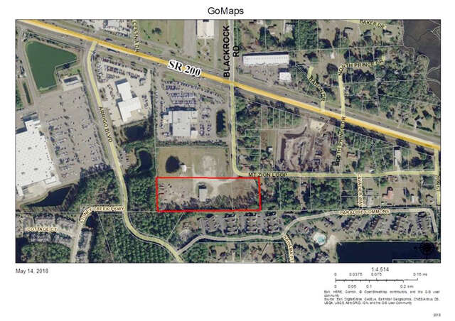 Land for Sale at 96134 Mount Zion Loop Yulee, Florida 32097 United States