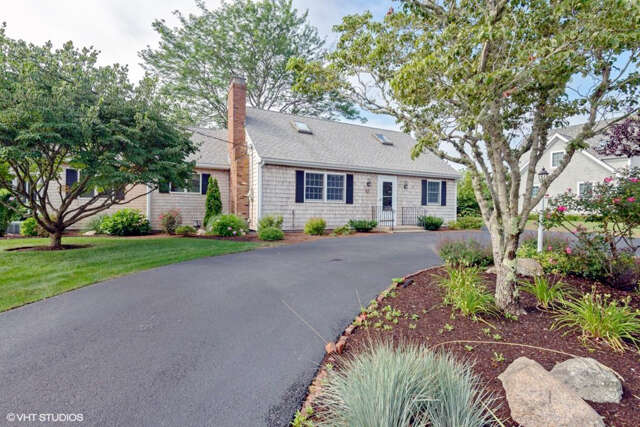 Single Family for Sale at 63 Anchorage Road North Falmouth, Massachusetts 02556 United States