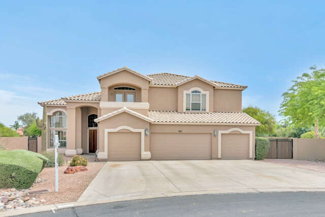 Real Estate for Sale, ListingId:44794810, location: 971 N Poinciana Rd Gilbert 85234