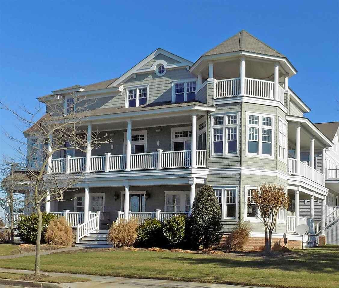 Single Family for Sale at 1500 New York Cape May, New Jersey 08204 United States