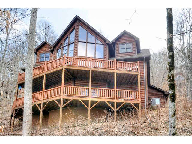 Single Family for Sale at 1089 Asgi Trail Maggie Valley, North Carolina 28751 United States