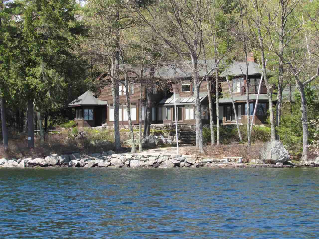 Single Family for Sale at 72 Parker Island Road Wolfeboro, New Hampshire 03894 United States