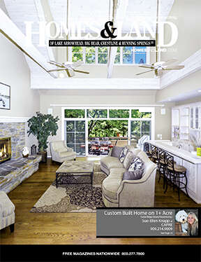 HOMES & LAND Magazine Cover. Vol. 33, Issue 06, Page 19.