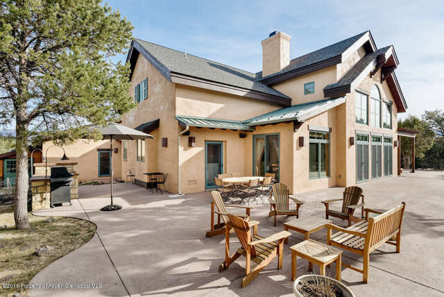 Single Family for Sale at 5365 County Road 100 Carbondale, Colorado 81623 United States