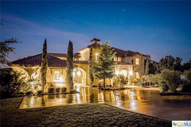 Single Family for Sale at 217 Copper Trace New Braunfels, Texas 78132 United States