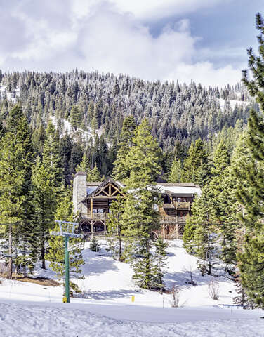 Resort / Waterfront for Sale at 380 Sugarloaf Tamarack, Idaho 83615 United States