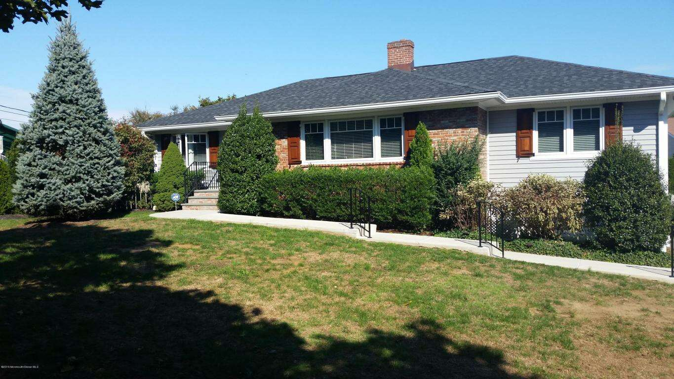 Single Family for Sale at 157 Prospect Avenue Red Bank, New Jersey 07701 United States