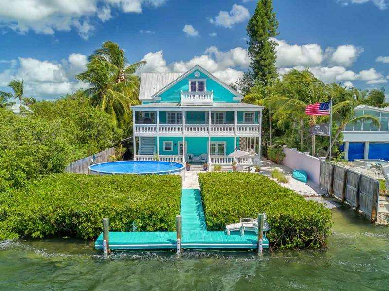 Single Family for Sale at 22562 Jolly Roger Drive Cudjoe Key, Florida 33042 United States