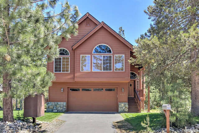 Single Family for Sale at 2367 Wasabe Drive Meyers, California 96155 United States