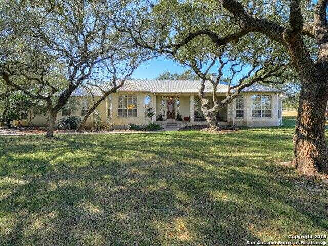 Single Family for Sale at 865 Persimmon Hill Bulverde, Texas 78163 United States