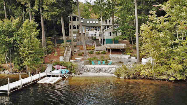 Single Family for Sale at 51 Gruner Extension Moultonborough, New Hampshire 03254 United States
