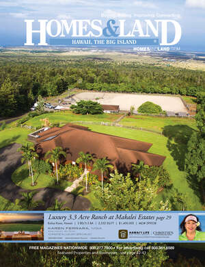 HOMES & LAND Magazine Cover. Vol. 28, Issue 01, Page 29.