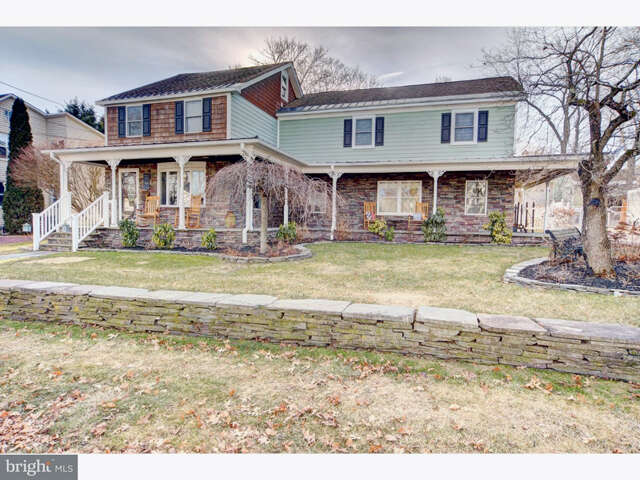 Single Family for Sale at 75 Columbia Avenue Hopewell, New Jersey 08525 United States