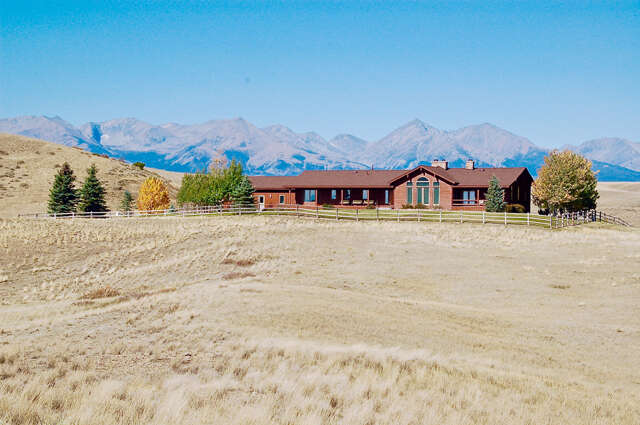 Single Family for Sale at 228 Swamp Creek Road Big Timber, Montana 59011 United States