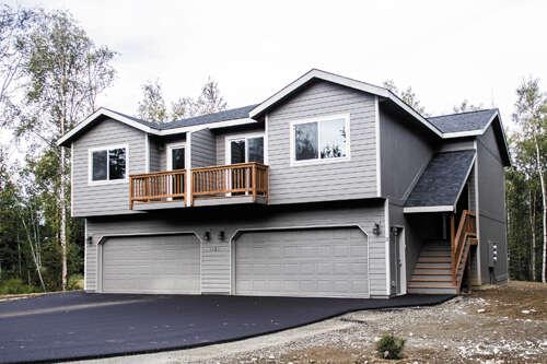Home Listing at 4770 W Kaylee River Circle, WASILLA, AK