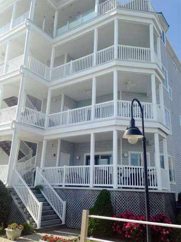 Condominium for Sale at 902 Ocean Drive #101 Lower Township, New Jersey 08204 United States