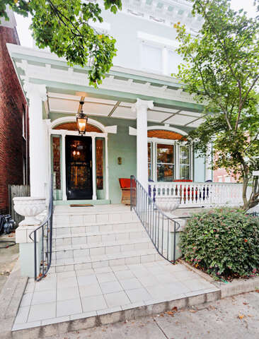 Single Family for Sale at 2600 Hanover Avenue Richmond, Virginia 23220 United States