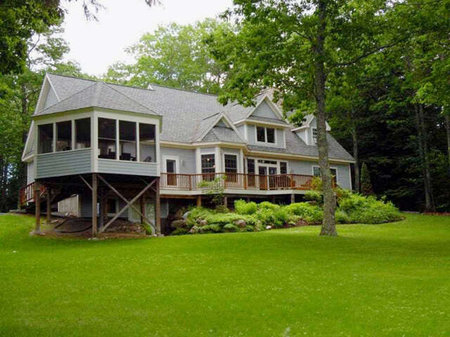 Single Family for Sale at 69 Sargent Road Holderness, New Hampshire 03245 United States