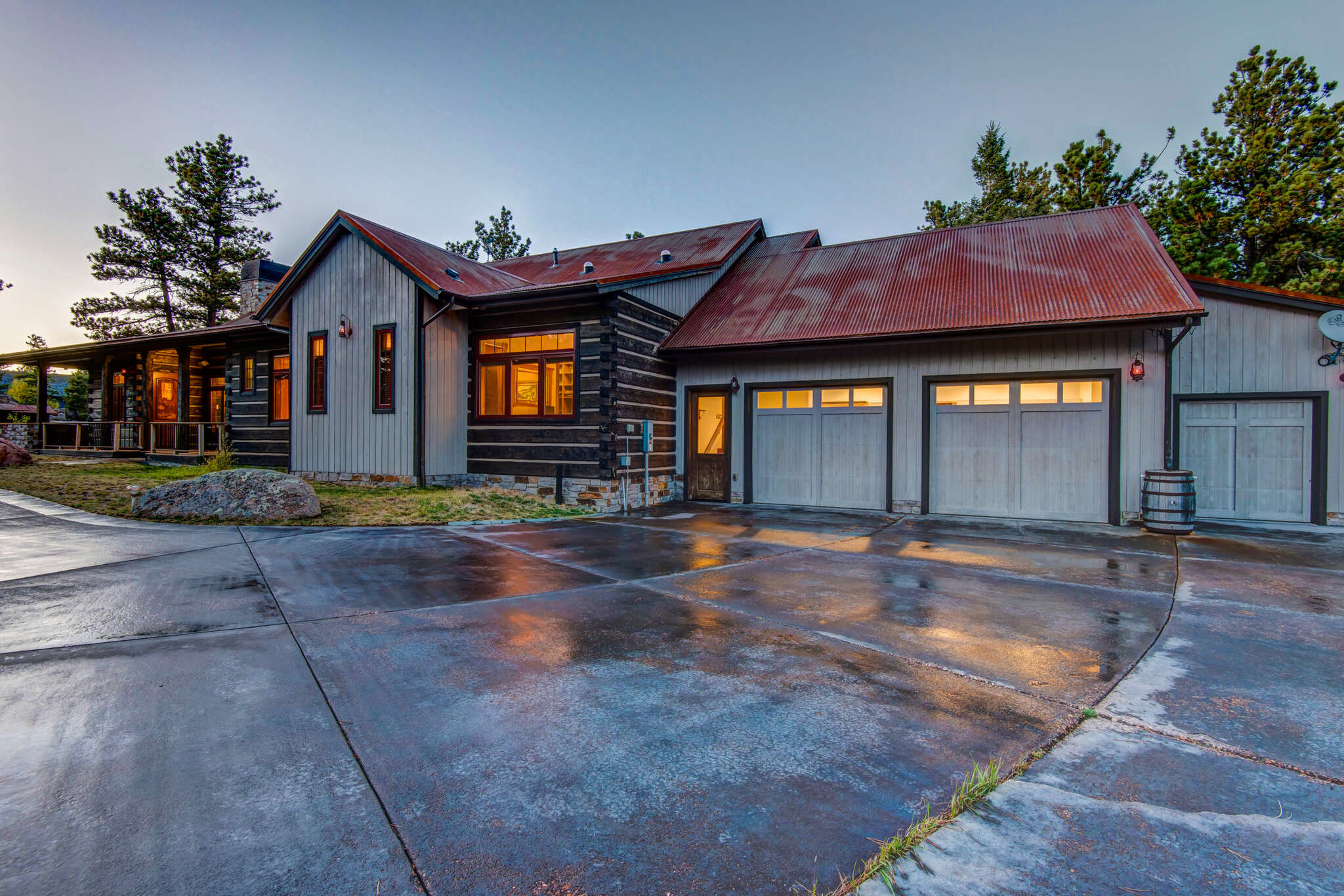Single Family for Sale at 2252 Fox Acres Dr. E Red Feather Lakes, Colorado 80545 United States