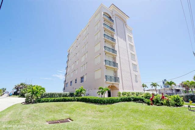 Condominium for Sale at 2485 S Atlantic Ave 501 Cocoa Beach, Florida 32931 United States