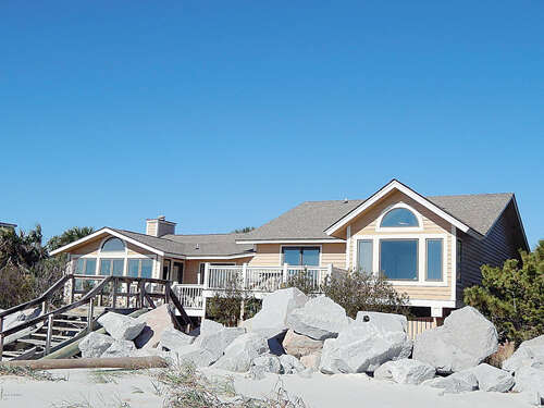 Single Family for Sale at 799 Marlin Drive Fripp Island, South Carolina 29920 United States