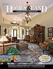 HOMES & LAND Magazine Cover. Vol. 20, Issue 09, Page 2.