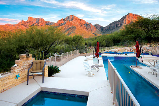 Single Family for Sale at 10350 N Cliff Dweller Place Oro Valley, Arizona 85737 United States