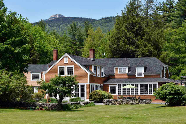 Single Family for Sale at 1434 Chocorua Mountain Highway Tamworth, New Hampshire 03886 United States