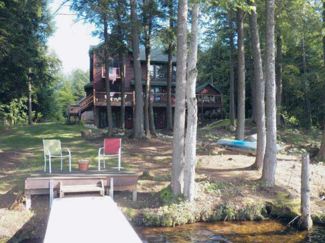 Single Family for Sale at 385 Columbian Rd. Cranberry Lake, New York 12927 United States