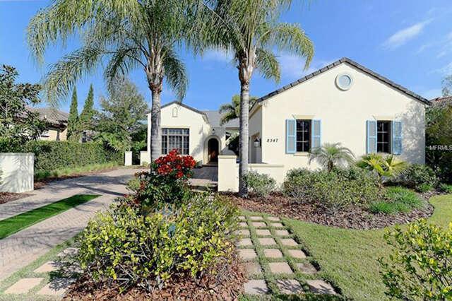 Single Family for Sale at 8347 Catamaran Circle Lakewood Ranch, Florida 34202 United States