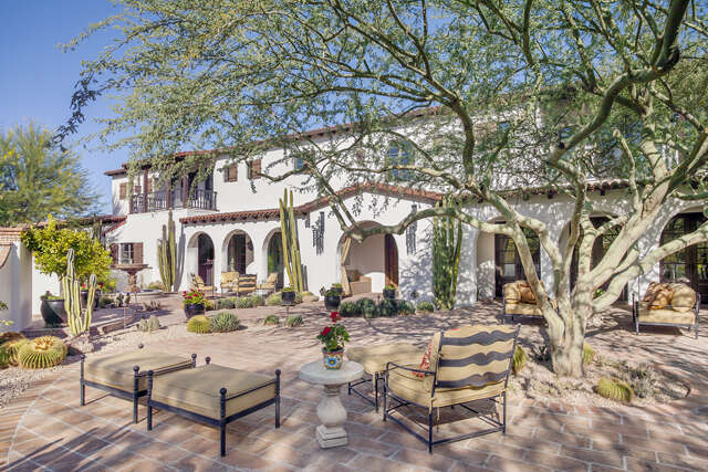 Single Family for Sale at 7835 N Ironwood Drive Paradise Valley, Arizona 85253 United States