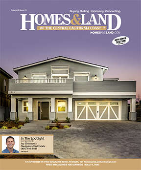 HOMES & LAND Magazine Cover. Vol. 20, Issue 10, Page 9.