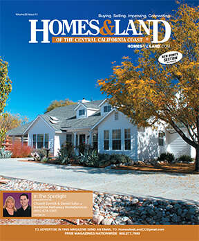 HOMES & LAND Magazine Cover. Vol. 20, Issue 13, Page 26.