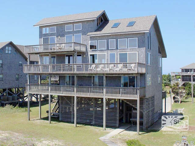 Single Family for Sale at 41771 Ocean View Drive Avon, North Carolina 27915 United States