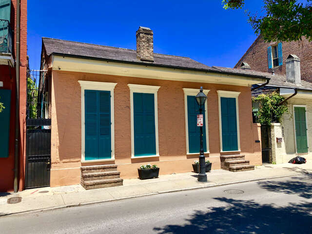 Single Family for Sale at 921 Burgundy New Orleans, Louisiana 70116 United States
