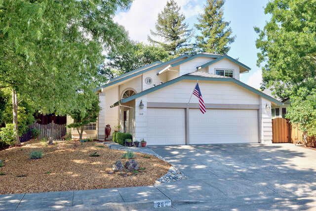 Single Family for Sale at 260 Dartmouth Way Windsor, California 95492 United States