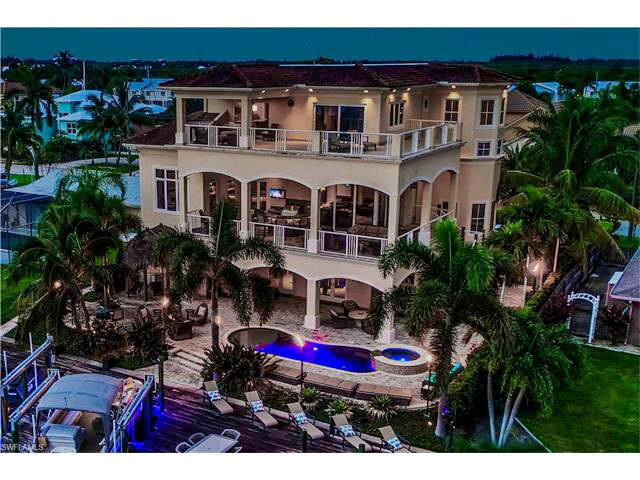 Single Family for Sale at 18276 Cutlass Dr Fort Myers Beach, Florida 33931 United States