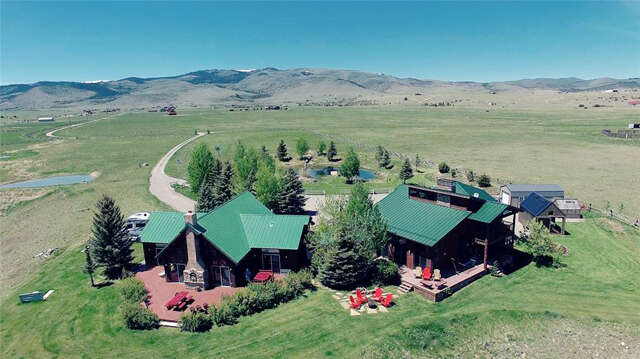 Single Family for Sale at Tbd Bar None Ranch Road Ennis, Montana 59729 United States