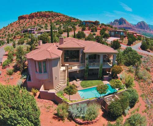 Single Family for Sale at 15 S Primrose Point Sedona, Arizona 86336 United States