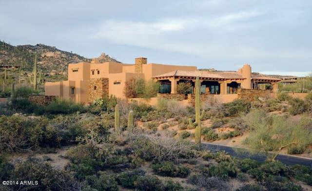 Single Family for Sale at 41965 N 105th Street Scottsdale, Arizona 85262 United States