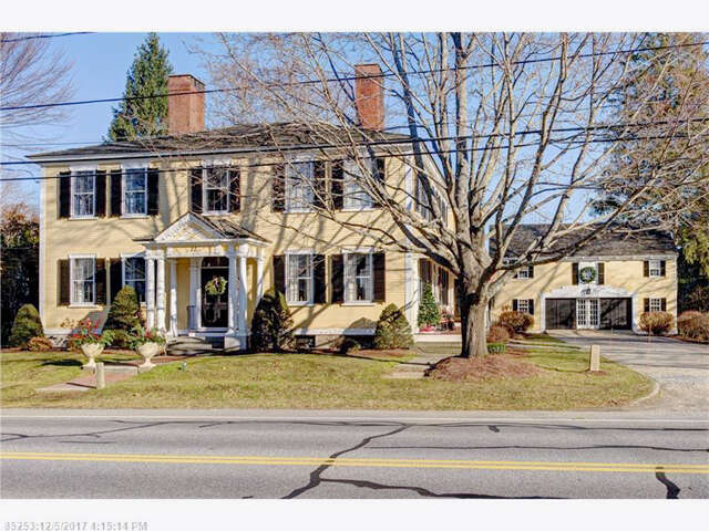 Single Family for Sale at 22 Summer St Kennebunk, Maine 04043 United States