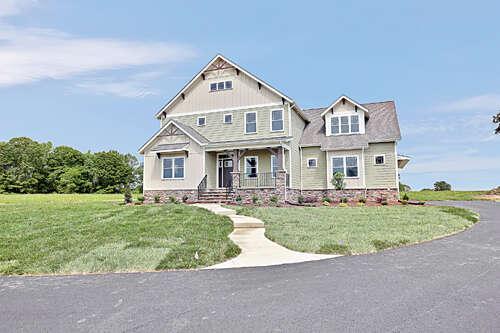 Single Family for Sale at 3768 Tilmans Farm Drive Powhatan, Virginia 23139 United States