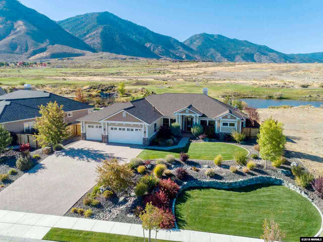 Single Family for Sale at 2908 Promontory Drive Genoa, Nevada 89411 United States