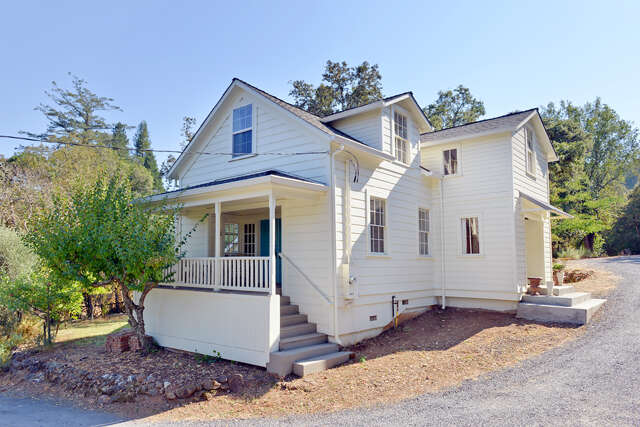 Single Family for Sale at 2063-2065 W Dry Creek Road Healdsburg, California 95448 United States